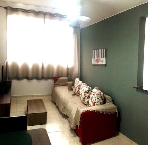 Apartamento confortável -  Duque de Caxias R.J.