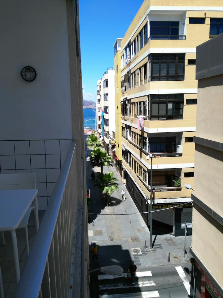 Las Canteras luminoso apartamento, Sunny apartment