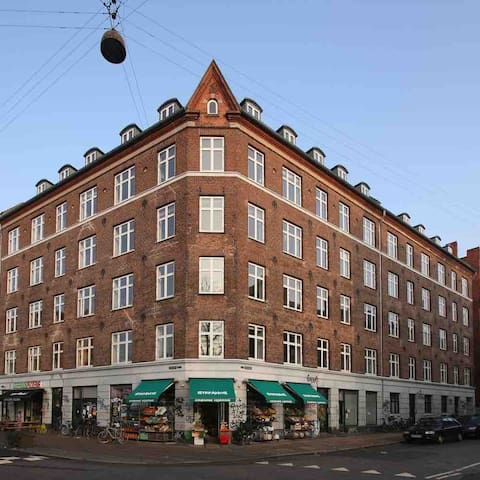 Apartment in Nørrebro.