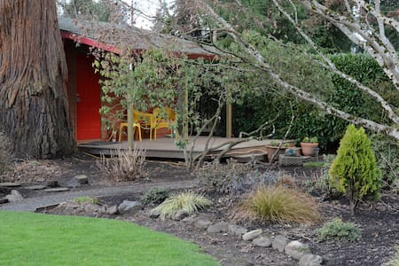 Our bungalow by Oakway Center - Eugene - Bungalov
