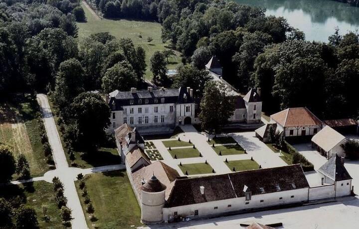 Annexe du château de Droupt St Basle M H -