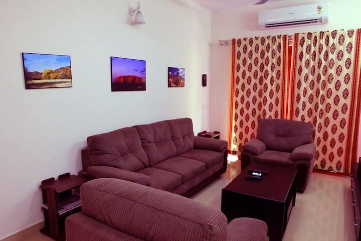 FABULOUS LUXURY RENTAL IN THE HEART OF CHENNAI! - Chennai - Lägenhet