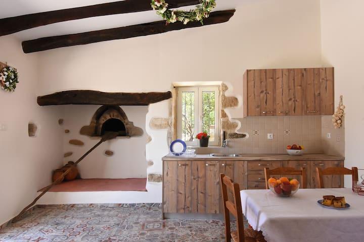 Veroniki's traditional House