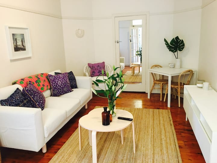 Private Oasis In The Heart of Manly.
