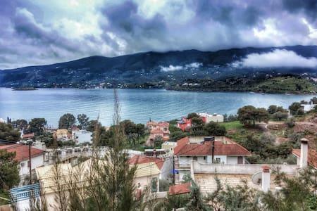 Sea View Apartment - Poros - 独立屋