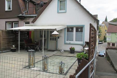 Haus Sonnenschein - Oberndorf am Neckar