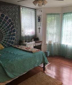 Second Floor Bedroom & Bath