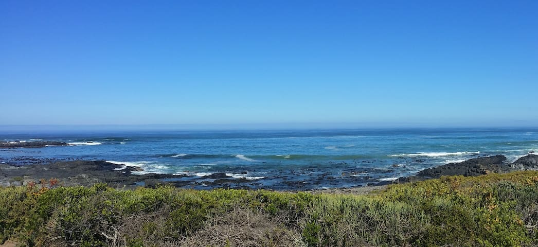 Enchanted Escape in Cape Town Nature Reserve - Grotto Bay - Casa
