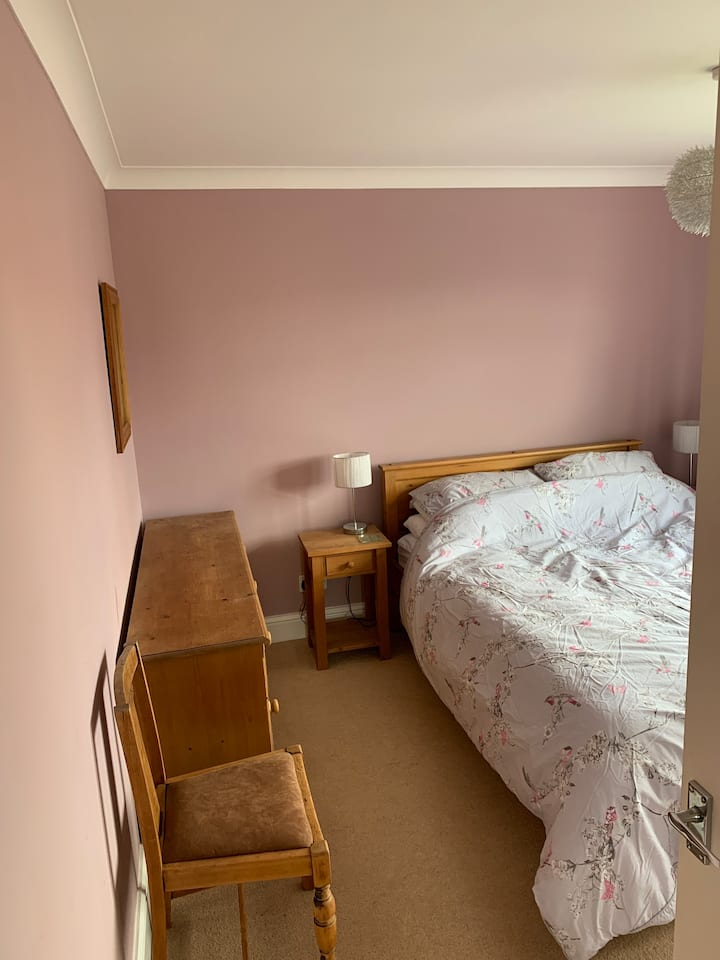 Double bedroom In quiet location