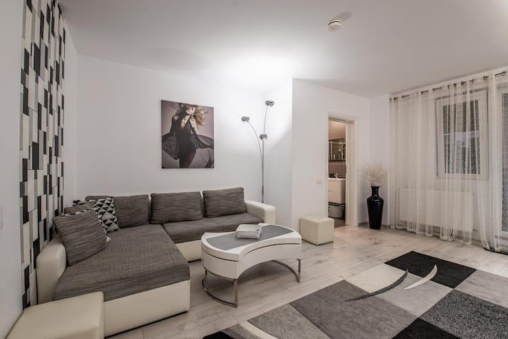 Studio Militari Residence Bucharest M2