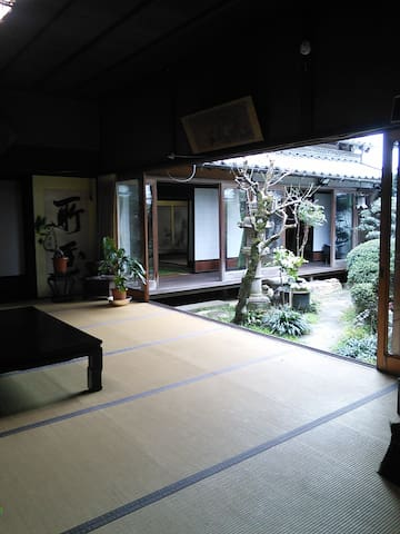 Japanese-style room [living room]
