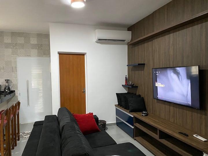 Lindo Apartamento Lagoinha Ubatuba - próx. Praia