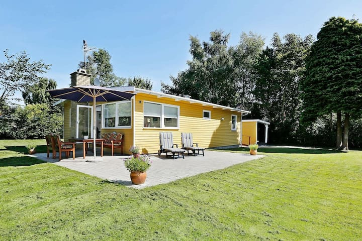 Delightful Holiday Home in Gilleleje near Sea