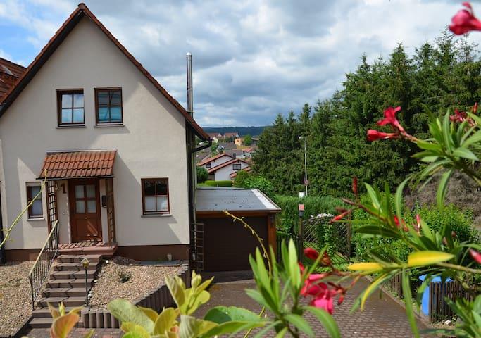 Michelstadt Zuhause mit Aussicht
