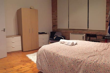 Large ensuite Room -  Private Bathroom and Toilets - Londra - Loft
