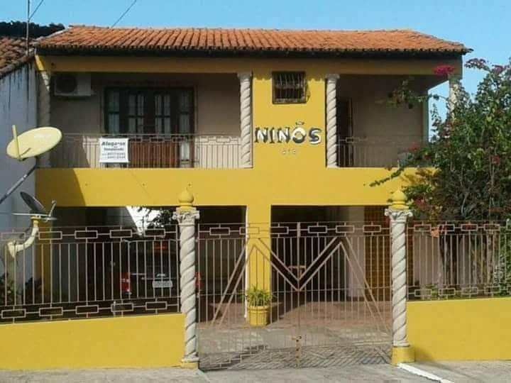 Casa balneário de Salinas-Pará-Brasil