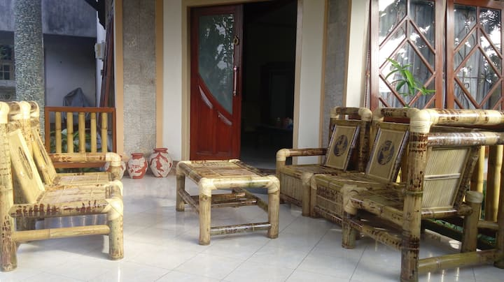 BALE KEKERI  a comfortable and clean guest house