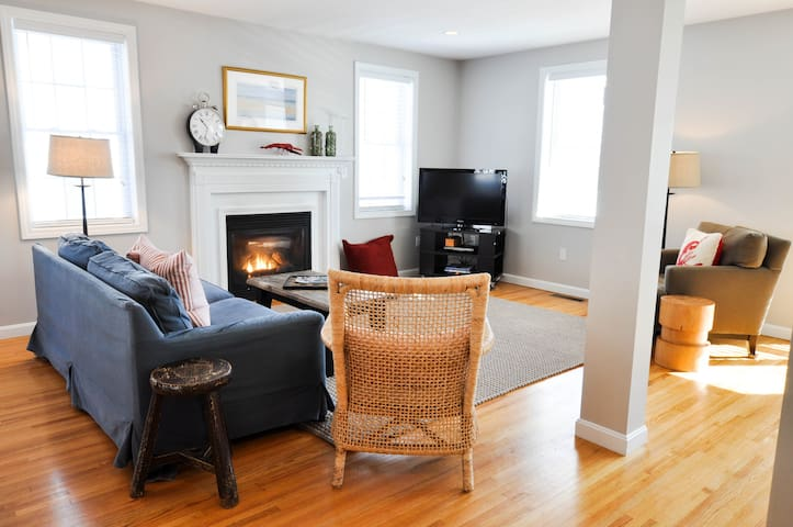 Bright and Beachy - Ogunquit - Townhouse