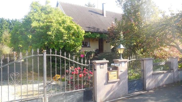Maison entière près de Colmar et Eguisheim