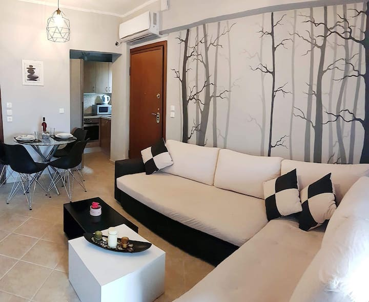 Luxury Apartment in Nea Potidea