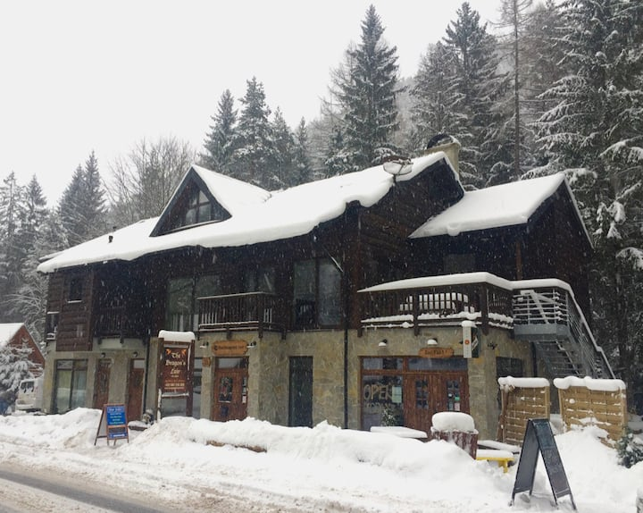 Dragon's Lair Chalet: a unique experience in Jasna