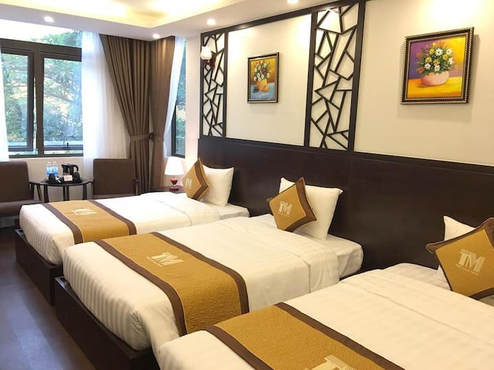 Triple Room - T&M Luxury Hotel Hanoi
