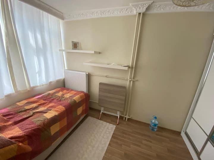 Cozy room at the center of Ankara