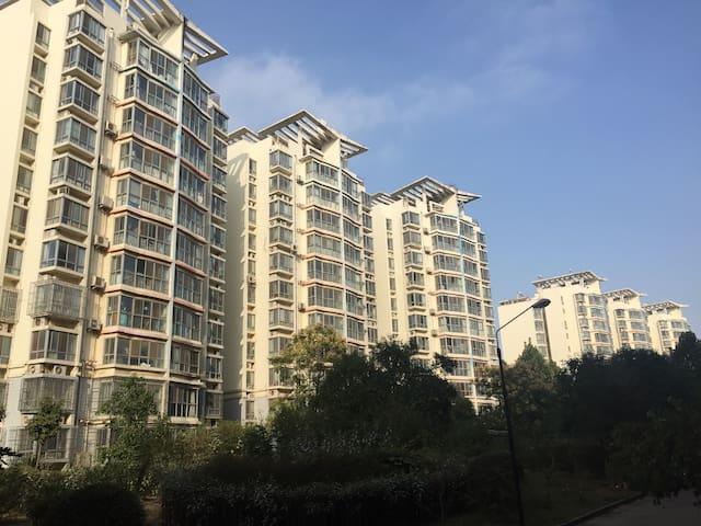 泉城济南温馨家庭房 - Jinan - Apartment