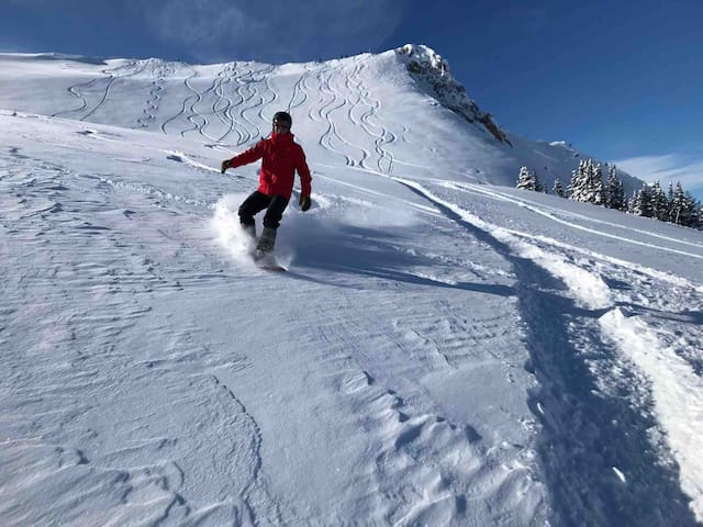 Lift+TrailsOpen!Prof.Cleaned,HotTub,views, Lrgdeck