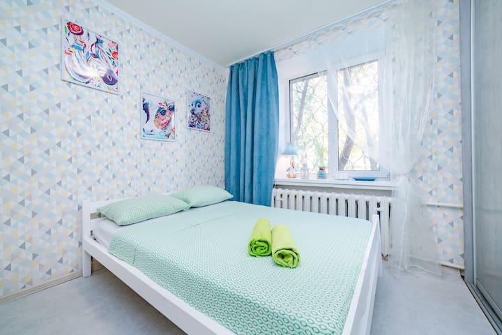 LOVEAP.ART FAMILY on BELORUSSKAYA  two room 24(2)
