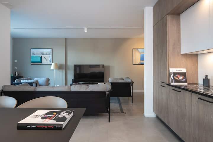 Appartement – Prestige avec terrasse (D12)