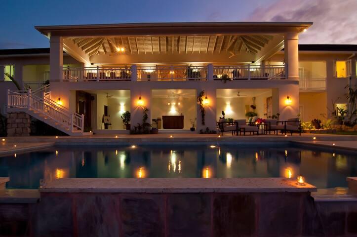 Windward at Tryall   6 Bedrooms - Montego Bay - Villa