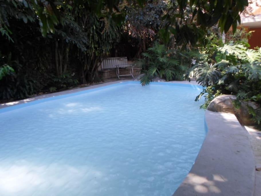 Villa con piscina miramar havana ville in affitto a la - Villa in affitto con piscina ...