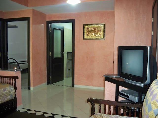 Appartement 3 pièces, Quartier NAJD proche gare - El Jadida - Wohnung