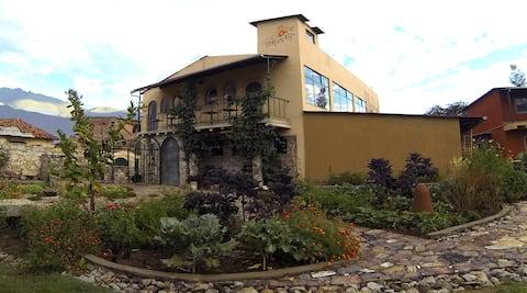 IntiRumi Inn and (truly) Farm to Table Restaurant