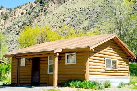 Yellowstone Hot Spring Cabin #2