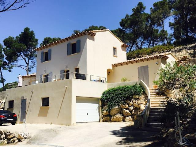 Tranquillité et proximité en Provence - Velaux - Villa