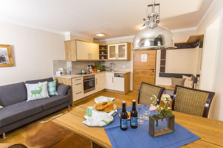 Komfortables 3-Raum Appartement mit 62 qm + Balkon