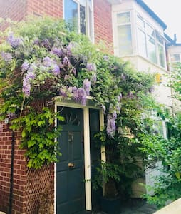 Luxury entire house central London with garden