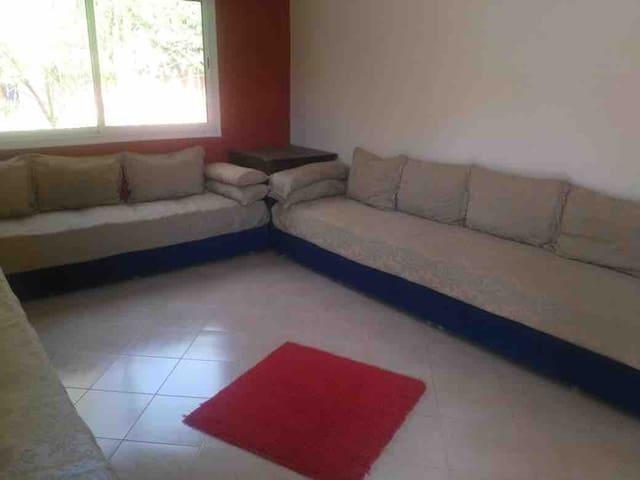 Salon 3 - 3 lits individuels -