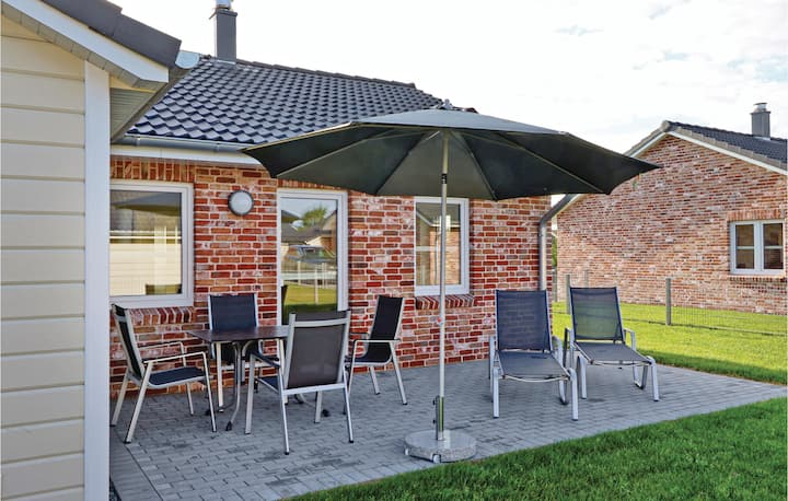 Amazing home in Dagebüll with WiFi and 1 Bedrooms
