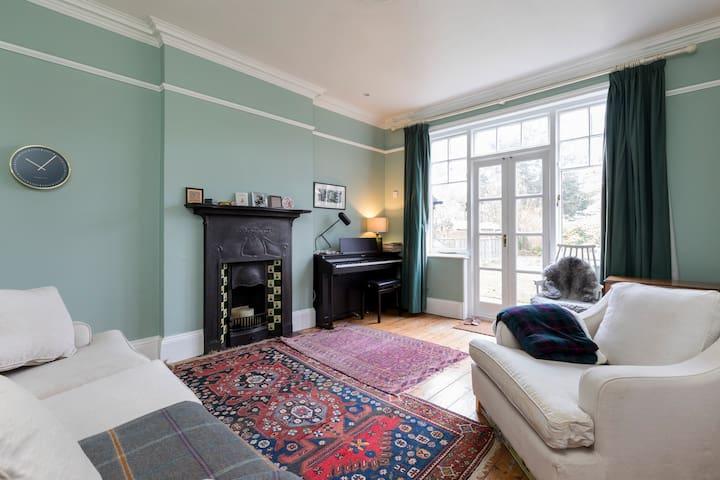 Cozy and charming scandi-style London House - Croydon - Casa