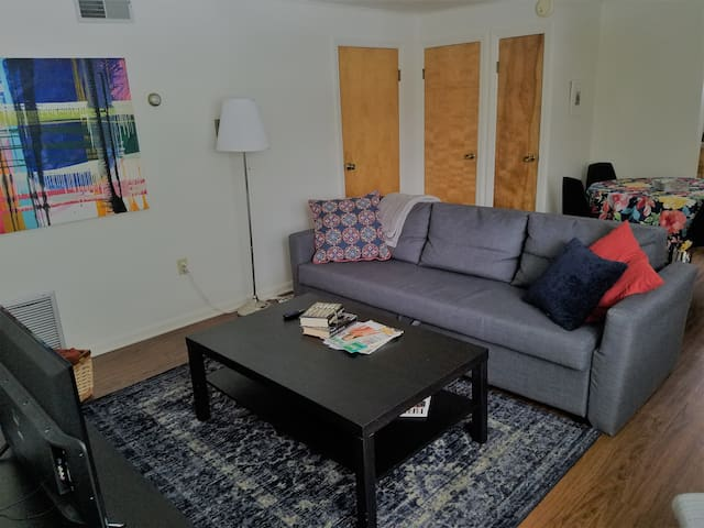 Ligonier Main Street - Pet-Friendly Apartment