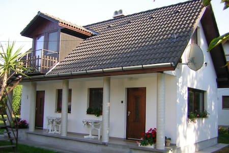 Fábián-Apartman  2 fős - Szántód - Huis