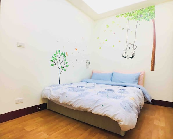 Travel in Fengjia/Standard Double Room