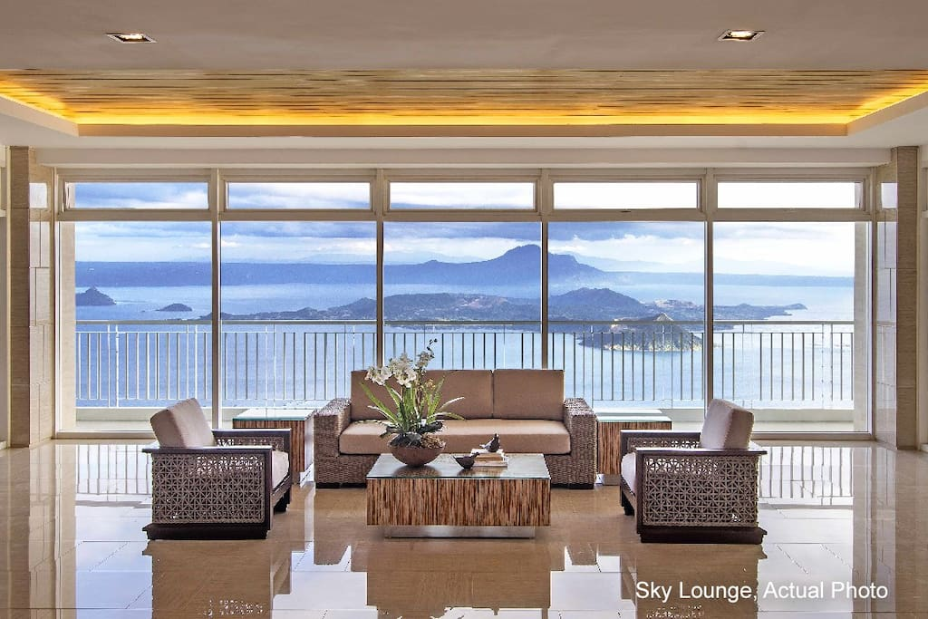Wind Residences Sky Lounge