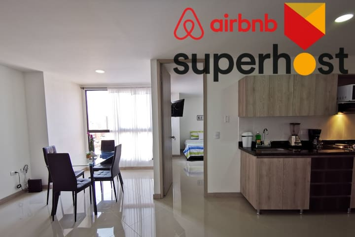 lovely quiet centric location in Medellin-Sabaneta