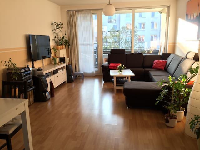 2-room apartm. on peninsu Stralau