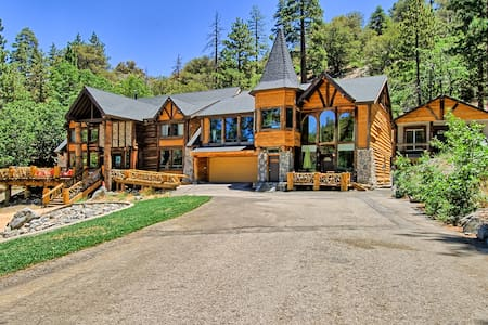 Bear Mountain Ranch - Wrightwood - Haus