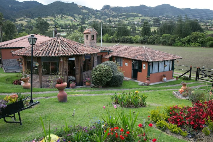 Finca el Refugio, Tabio (Website hidden by Airbnb)